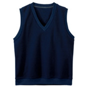 V-Neck Micro Fleece Vest