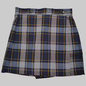 Side Pleat Skort